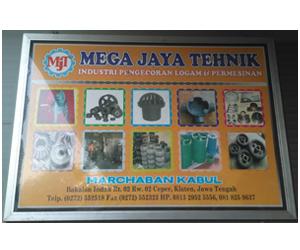 Mega Jaya Teknik Pengecoran Logam Ceper Klaten